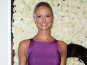 "Stacy Keibler also says it was ""an honor"" to host a fundraiser for Barack Obama."