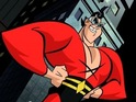 Tom Kenny reprises his role as the comedic DC Comics superhero.