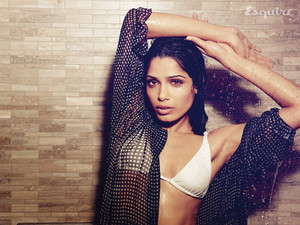 Frieda Pinto, Esquire