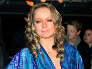 Samantha Morton John Carter film premiere held at the BFI Southbank - Arrivals. London, England