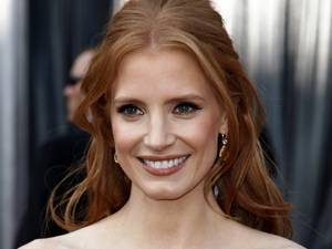 Oscars 2012 - Jessica Chastain