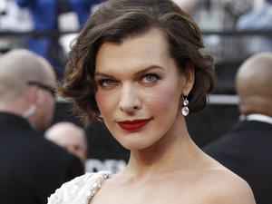 Oscars 2012 - Milla Jovovich