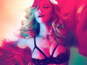 Madonna: 'Girl Gone Wild'