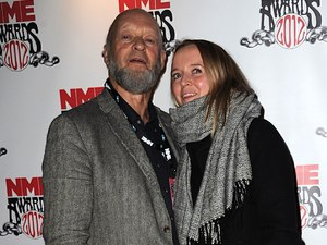 Michael Evis, Emily Eavis, NME Awards 2012