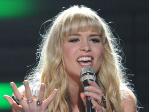 American Idol Season 11 - Top 12 Girls - Performances - Haley Johnsen