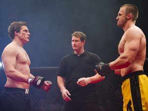 Brax meets his notoriously brutal opponent.
