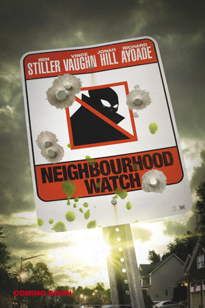 Neighbourhood Watch poster