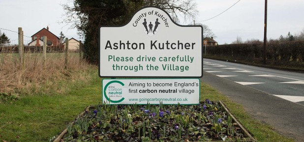 Villages rebranded as Ashton Kutcher for launch of Two and a Half Men