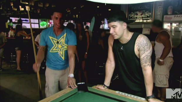 Jersey Shore S05E09: &#39;The Truth Will Set You Free&#39;