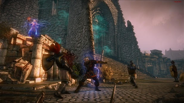 The Witcher 2 Screenshots