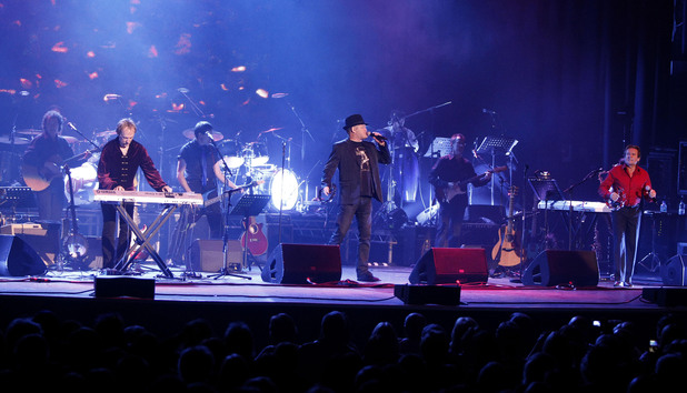 The Monkees perform at the O2 Apollo, Manchester
