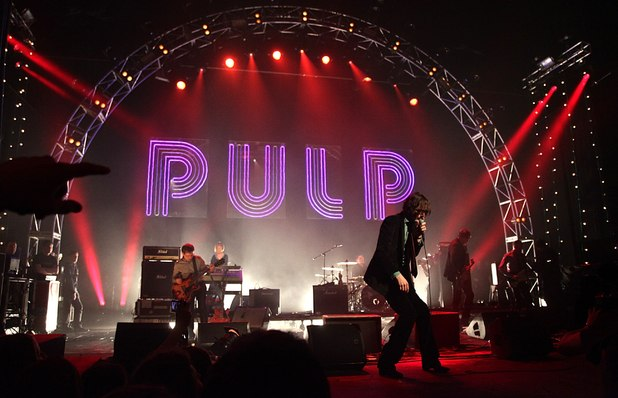Pulp, NME Awards 2012