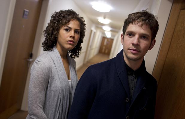 Annie (Lenora Crichlow), Hal (Damien Molony)