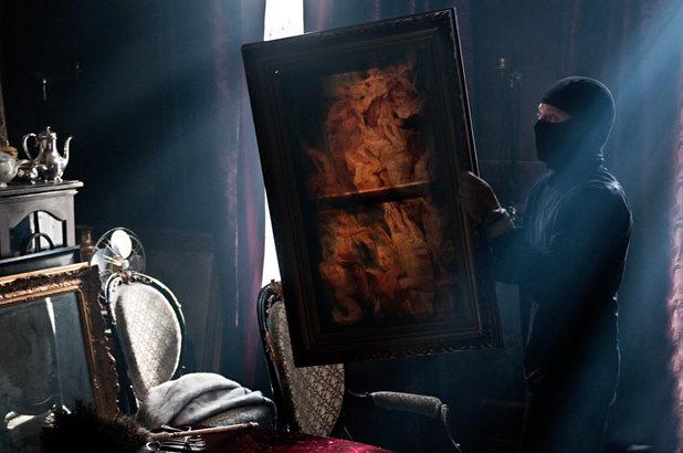 An art heist