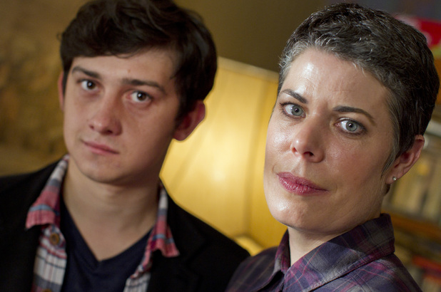 Adam (CRAIG ROBERTS), Yvonne (SELINA GRIFFITHS)
