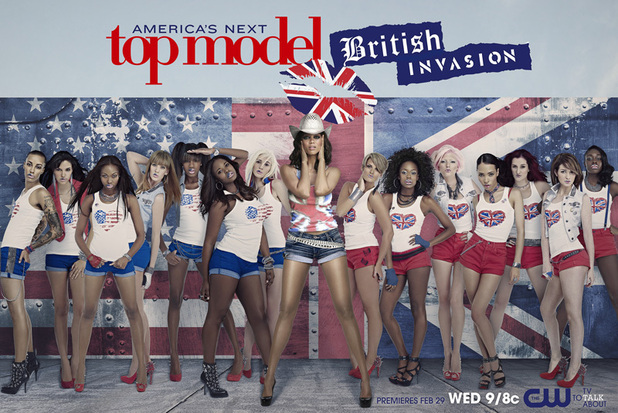 ANTM: British Invasion Episode 1