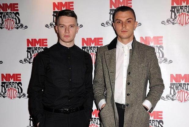 Hurts, NME Awards 2012