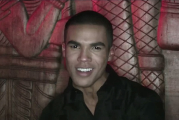 Lucien Laviscount ft. Mann: 'Dance With You' still