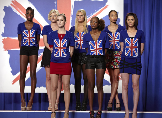 ANTM British Invasion Episode 1: British models