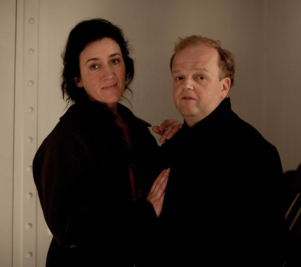 Titanic: Muriel and John Batley played by Maria Doyle Kennedy and Toby Jones