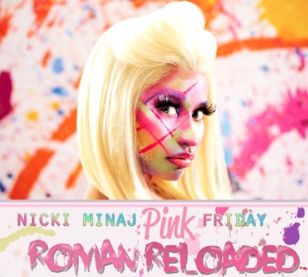 Nicki Minaj Pink Friday Naked