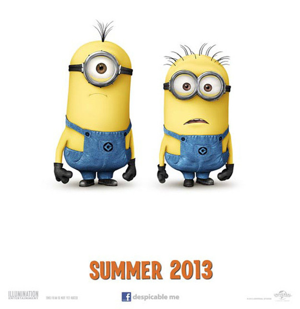 'Despicable Me' poster