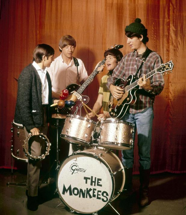 The Monkees on NBC