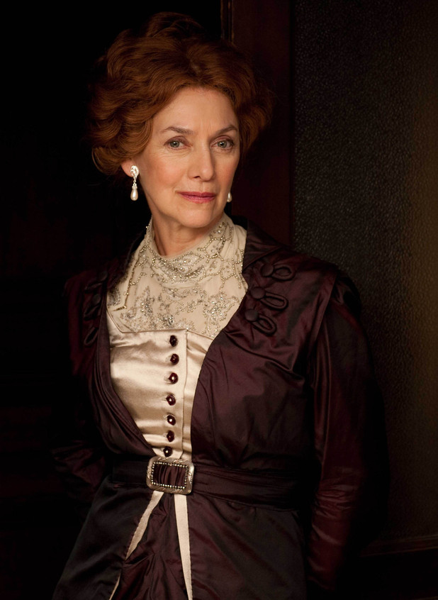 Mrs Eleanor Widener played by Diana Kent