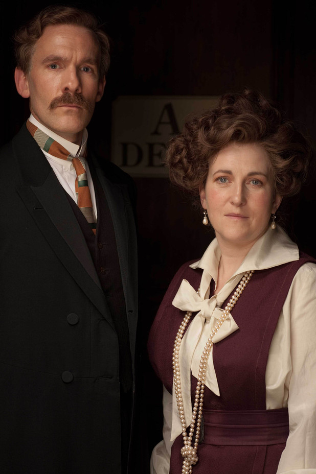 Sir Cosmo Duff Gordon and Lady Duff Gordon