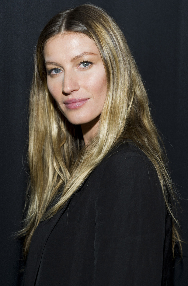 Supermodels at the movies gallery: Gisele Bundchen