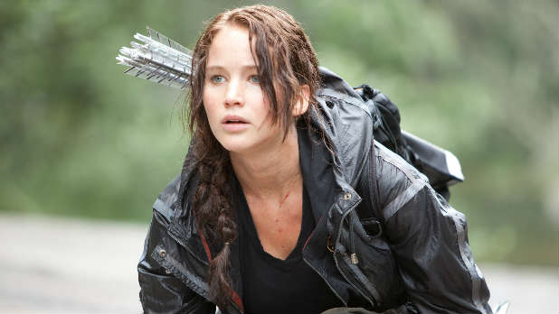 The theatrical trailer for Jennifer Lawrence&#39;s &#39;The Hunger Games&#39;.