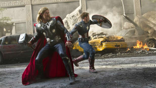 Marvel has debuted the final The Avengers trailer, showcasing some of their biggest superheroes together on the big screen - including Captain America, Iron Man and Thor.