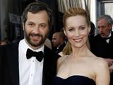 Judd Apatow, Leslie Mann, Oscars 2012