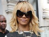 Rihanna leaving her hotel London, England - 26.02.12