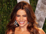 Sofia Vergara 2012 Vanity Fair Oscar Party at Sunset Tower Hotel - Arrivals West Hollywood, California - 26.02.12 Mandatory Credit: Brian To/WENN.com