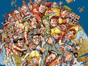 The publisher explains the delay on Jack Davis: Drawing American Pop Culture.