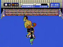 Watch the retired professional boxer play the NES classic.
