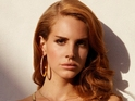 The rapper admits his crush on recent collaborator Lana Del Rey.