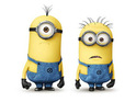 Four minions star in a newly released teaser for Despicable Me 2.