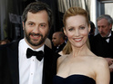 Judd Apatow enjoyed seeing The Dictator dump ashes on Ryan Seacrest.