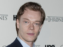 Alfie Allen has revealed that he is not sure whether Sam Smith is his cousin.