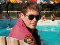 David Hasselhoff stars in the first trailer for 2012 horror sequel Piranha 3DD.