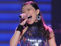 Jessica Sanchez and Phillip Phillips top Digital Spy's poll for their emotional performances this week.