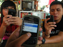 Report says 170m mobile subscriptions were added in the first quarter of 2012.