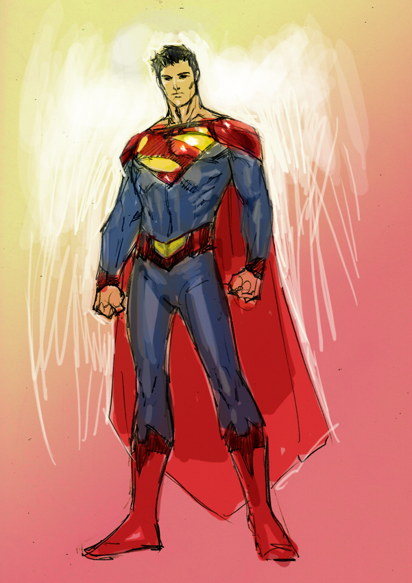 Earth 2 Superman