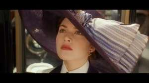 'Titanic' clip: Rose's arrival