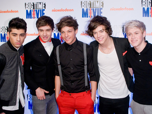 One Direction 'Big Time Movie' New York Premiere at 583 Park Avenue - Arrivals New York City