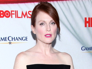 Julianne Moore New York Premiere of 'Game Change' at the Ziegfeld Theatre - Arrivals New York City