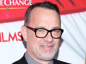 Tom Hanks New York Premiere of 'Game Change' at the Ziegfeld Theatre - Arrivals New York City
