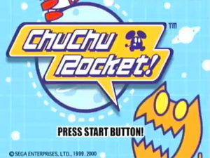 'Chu Chu Rocket' screenshot
